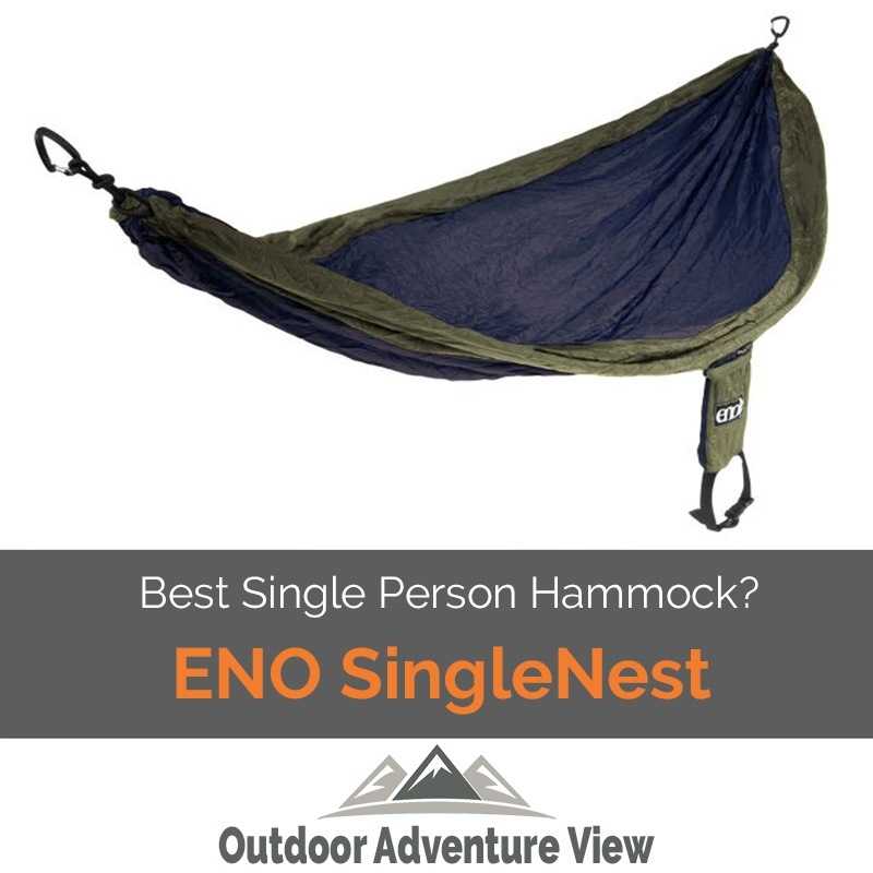 best one person hammock | ENO SingleNest