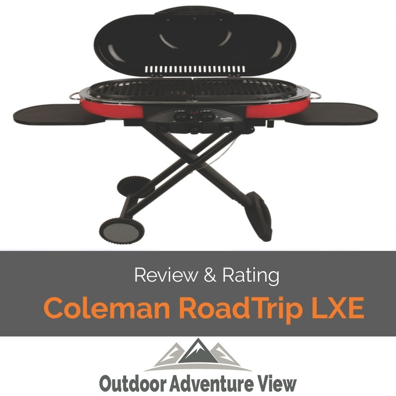 Coleman RoadTrip LXE Review and Rating