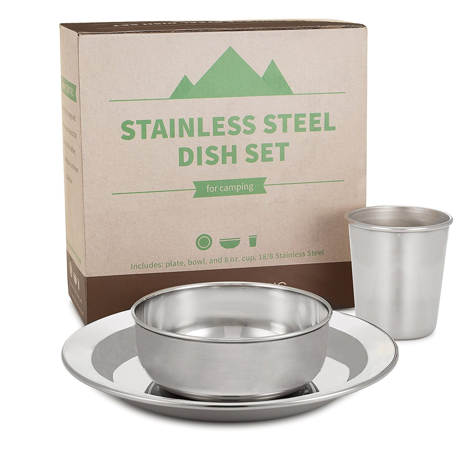 sc 1 st  Outdoor Adventure View & The Best Camping Plates and Bowls on The Market u2013 Review u0026 Rating