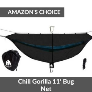 best hammock with bug net chill gorilla 11 bug oav