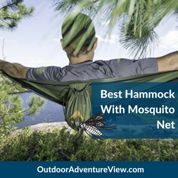 best hammock with mosquito net feature oav
